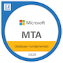 MTA: Database Fundamentals